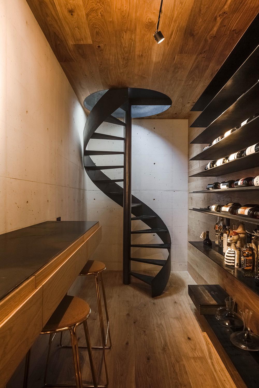 Wine Cellar Onnis Luque