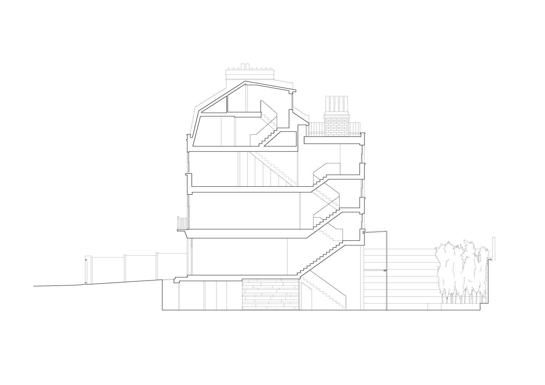 Section B Guarnieri Architects}