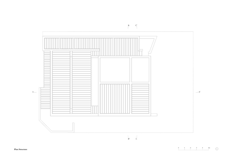 Plan structure MORQ}