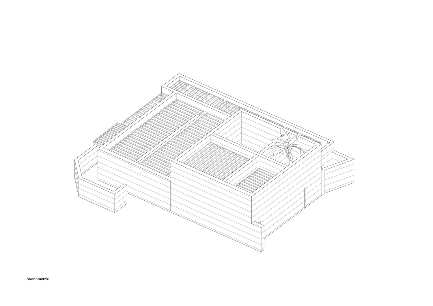 Axonometric view MORQ}