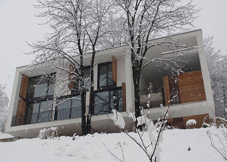northern facade 4 plus arhitekti