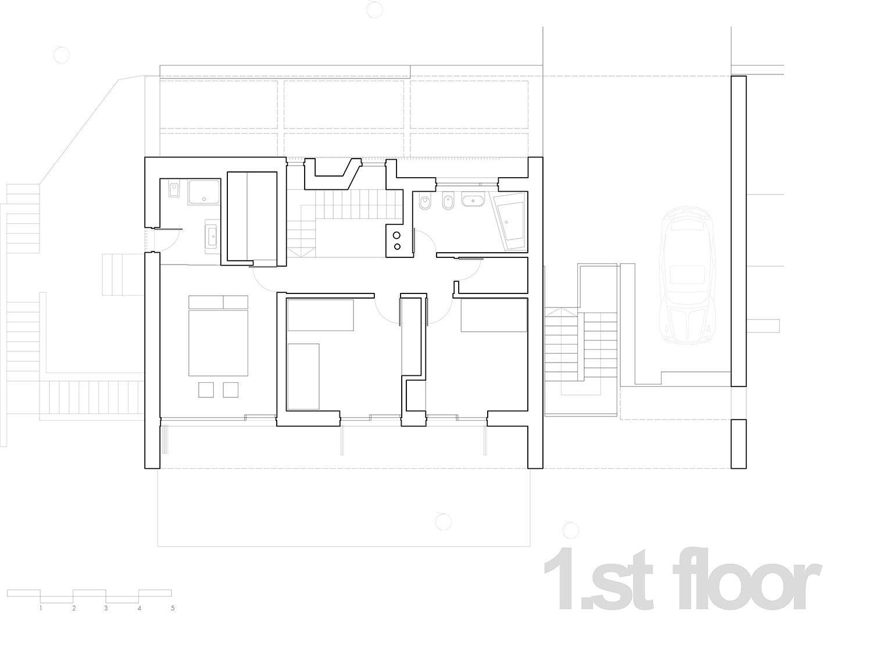 1.st floor 4 plus arhitekti}