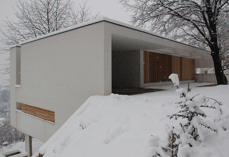 south-west facade 4 plus arhitekti