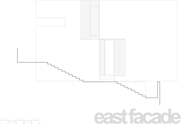 east facade 4 plus arhitekti}