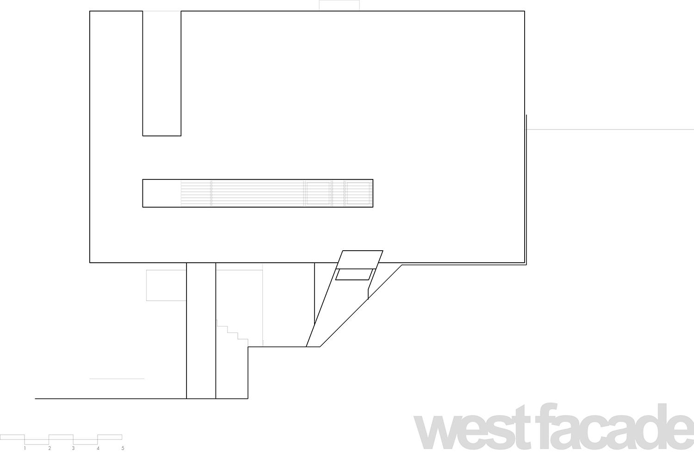 west facade 4 plus arhitekti}