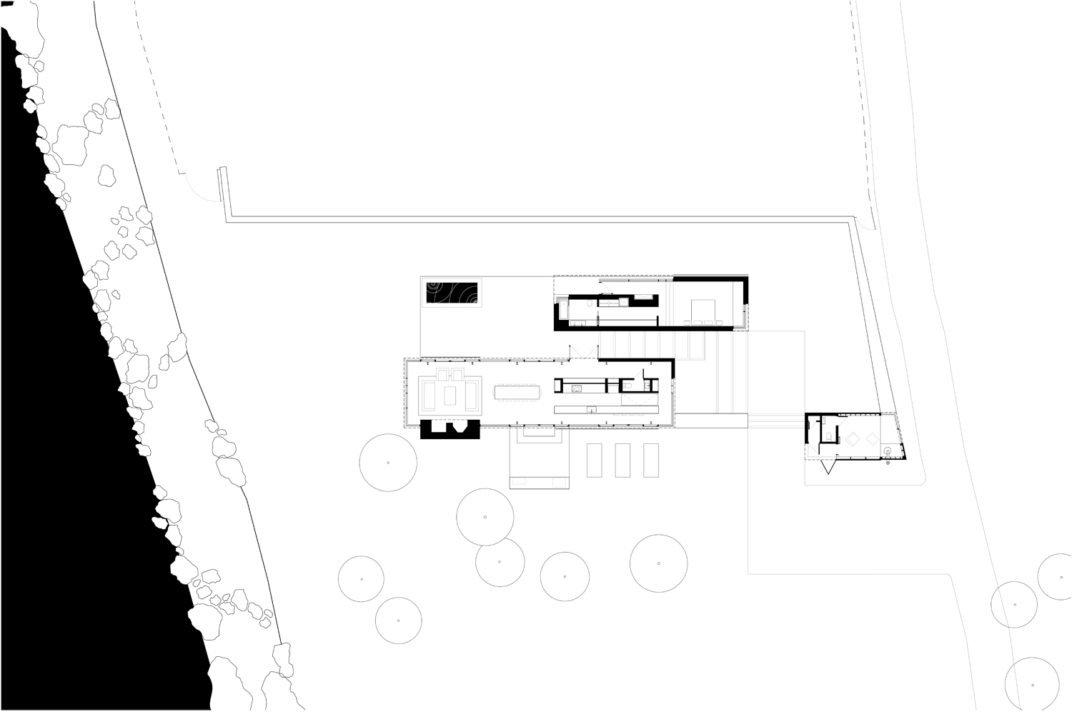 Plan MacKay-Lyons Sweetapple Architects}