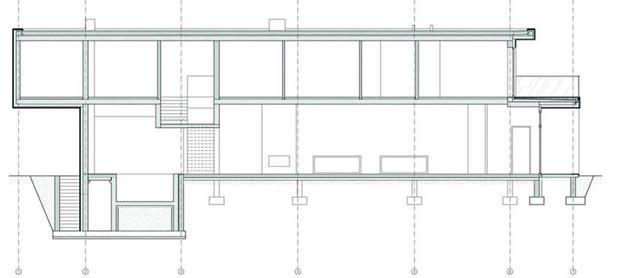 Section AA Trzop Architekci}