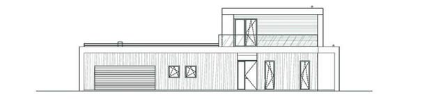East Elevation Trzop Architekci}