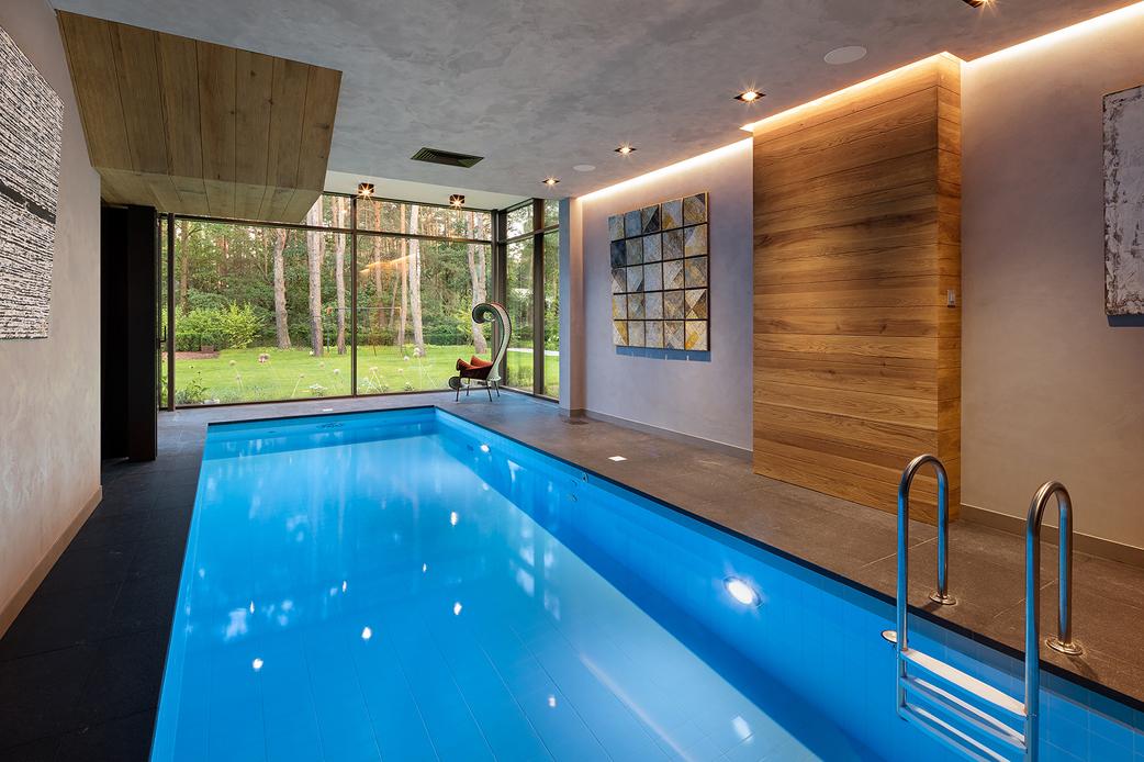 Indoor swimming pool Szymon Polański/Trzop Architekci