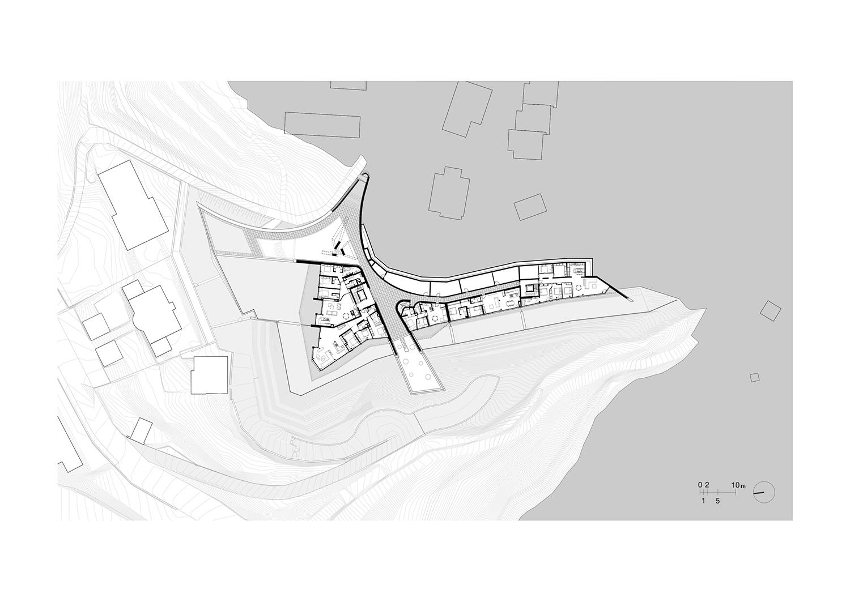 Pianta Piano 0 Mino Caggiula Architects}