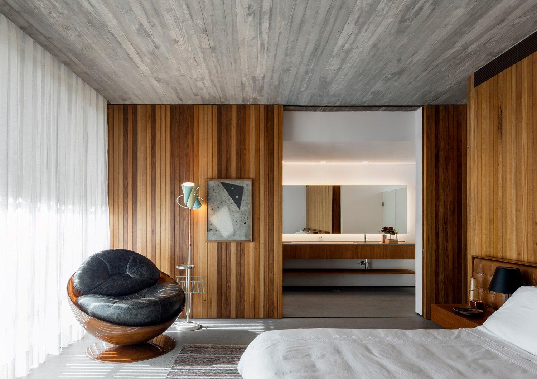 Master bedroom Fernando Guerra