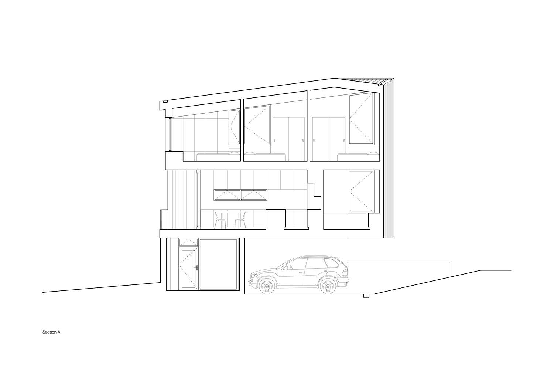 Section A Leckie Studio Architecture + Design}
