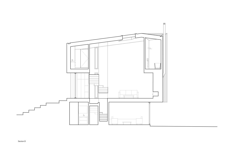 Section B Leckie Studio Architecture + Design}