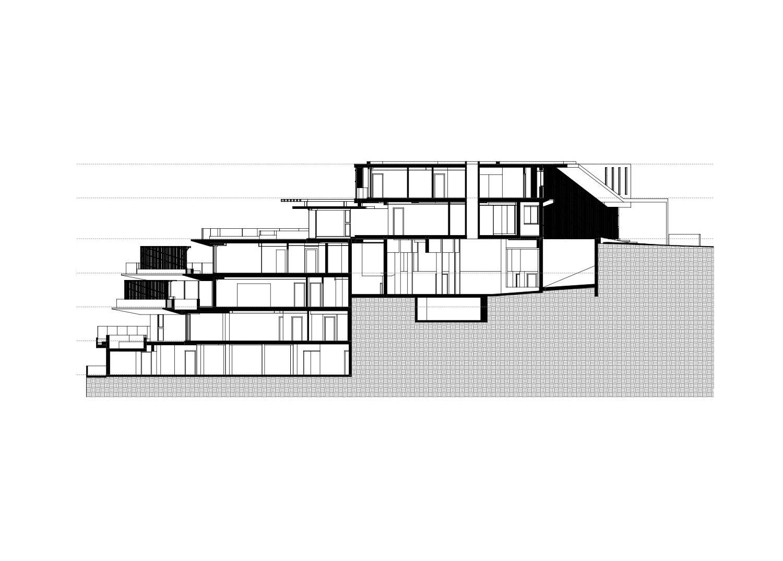 Section Forte Architetti}