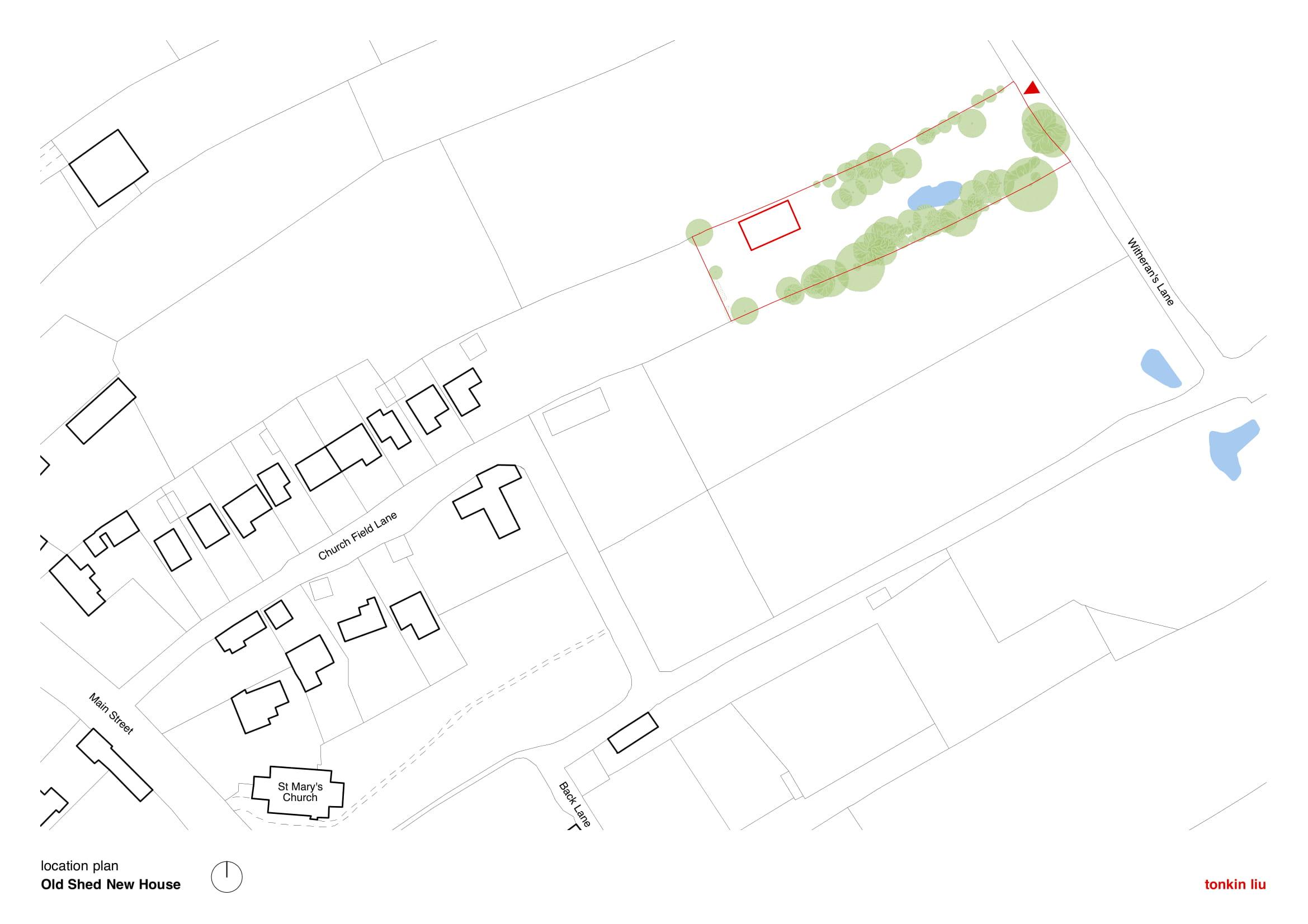 Location Plan Tonkin Liu}
