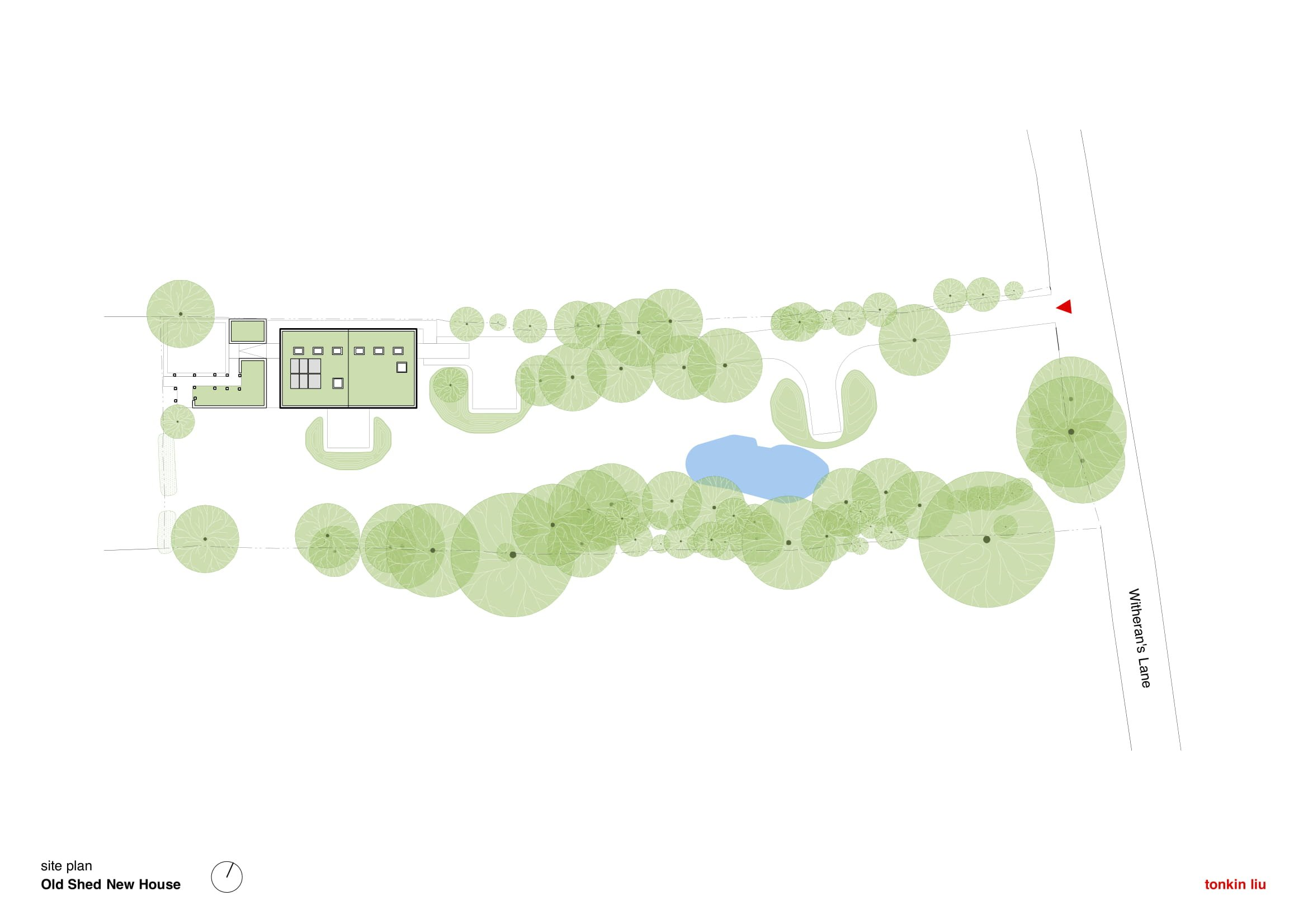 Site Plan Tonkin Liu}