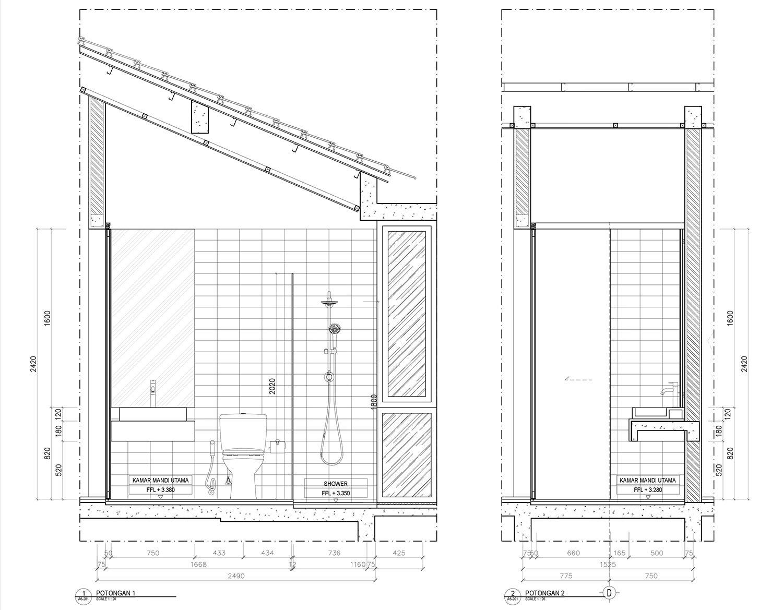 Toilet Details PT Easton Urban Kapital}