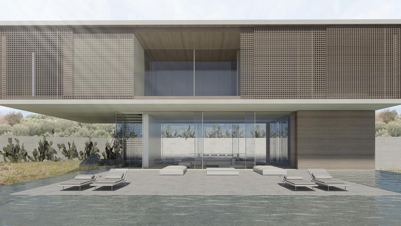 render iraci architetti
