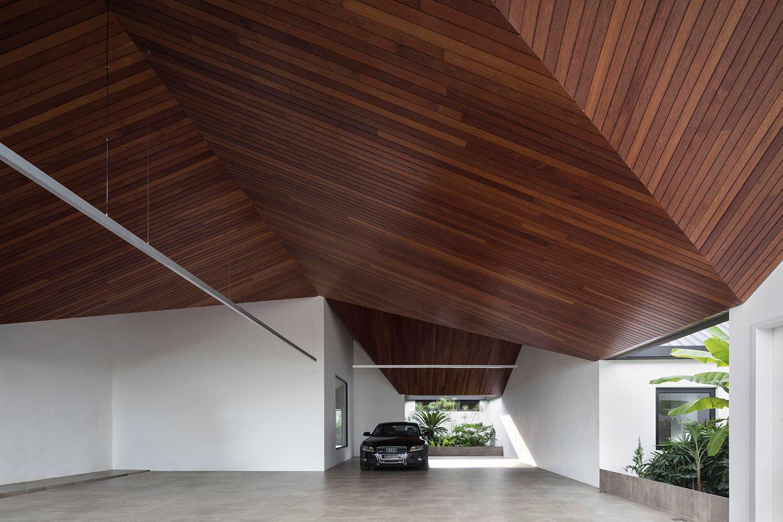 Car Porch Fabian Ong
