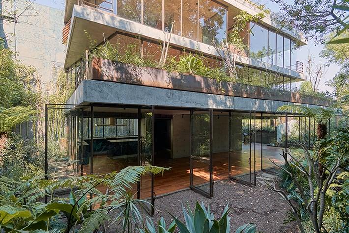 Living space Ricardo de la Concha