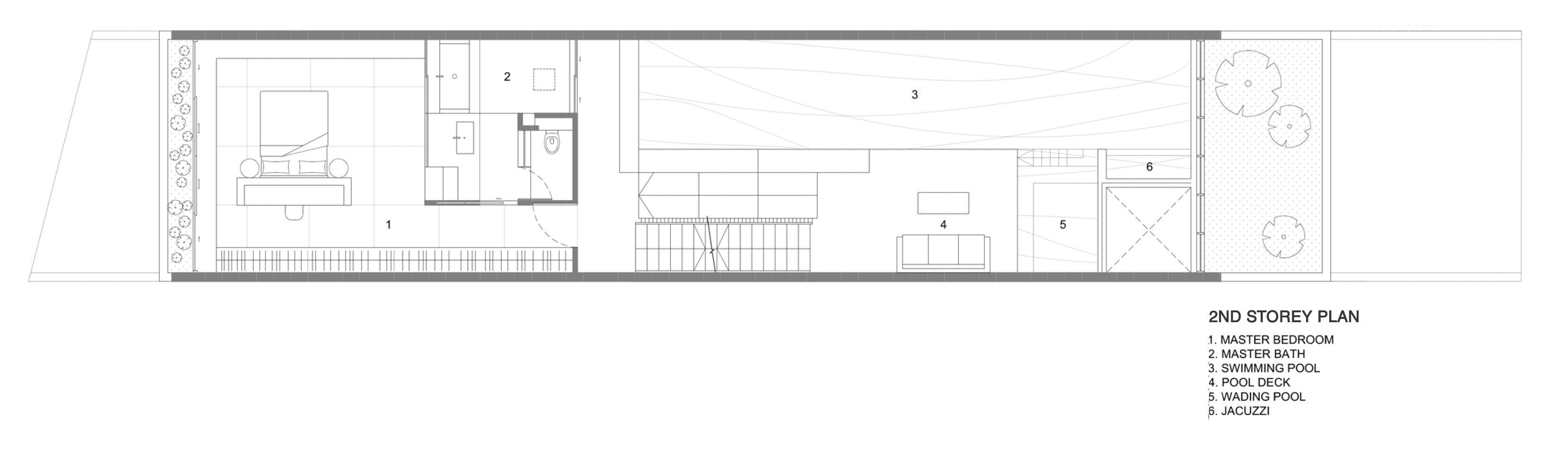 2nd Storey Plan Formwerkz Architects}