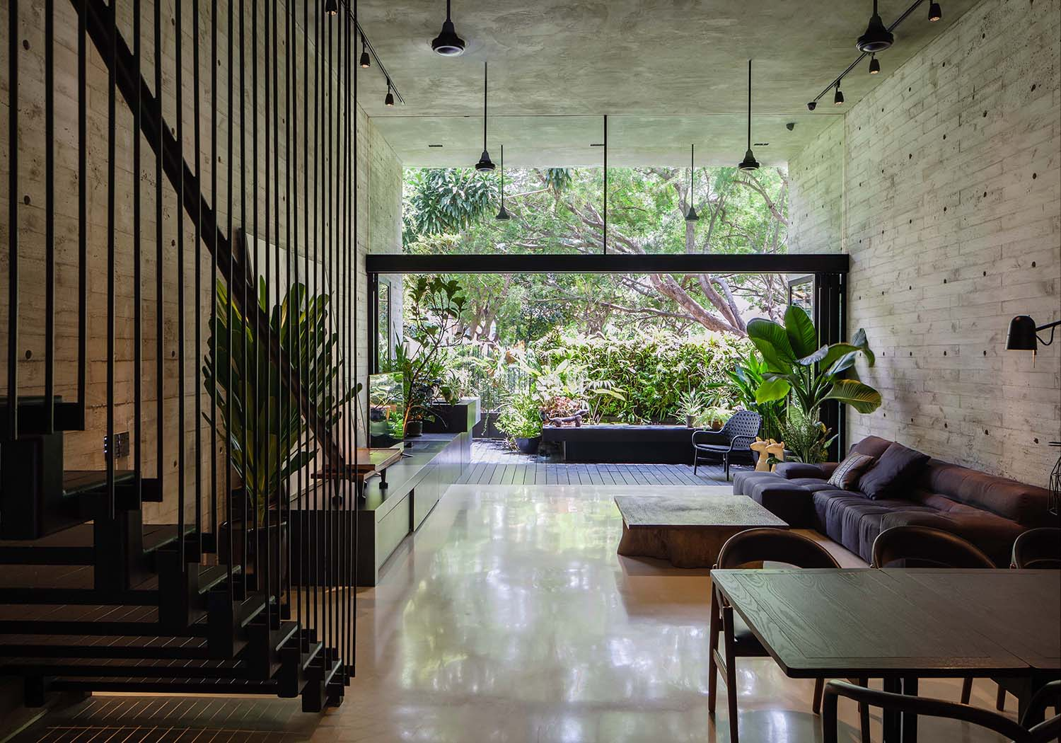 View of the living room. Fabian Ong