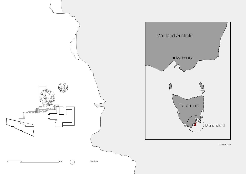 Location map John Wardle Architects}