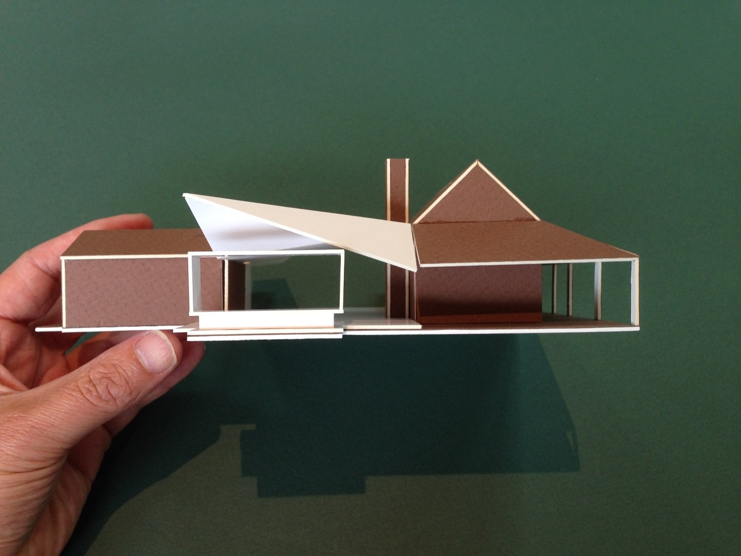 Model John Wardle Architects}