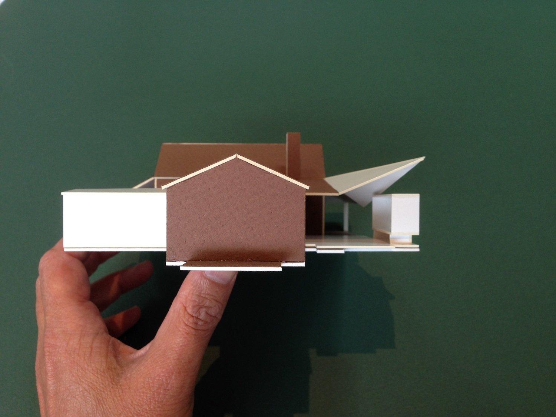 Model John Wardle Architects}