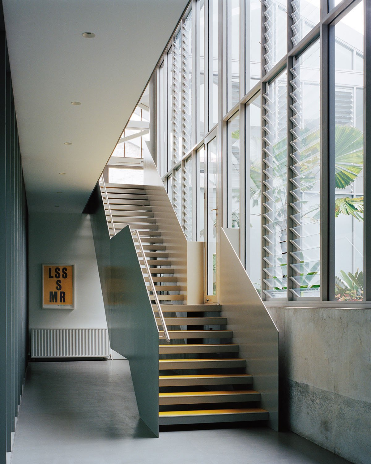 Entry hall and stair Rory Gardiner