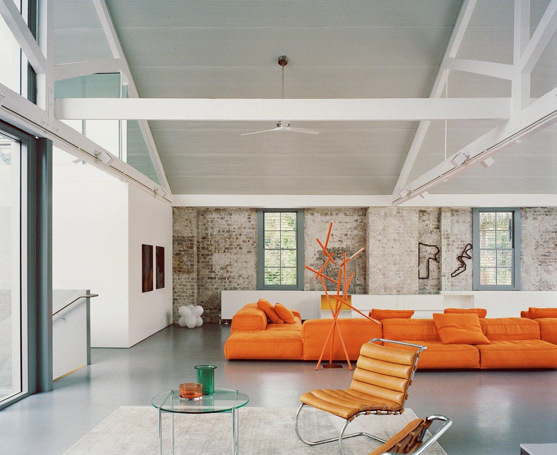 Living area Rory Gardiner