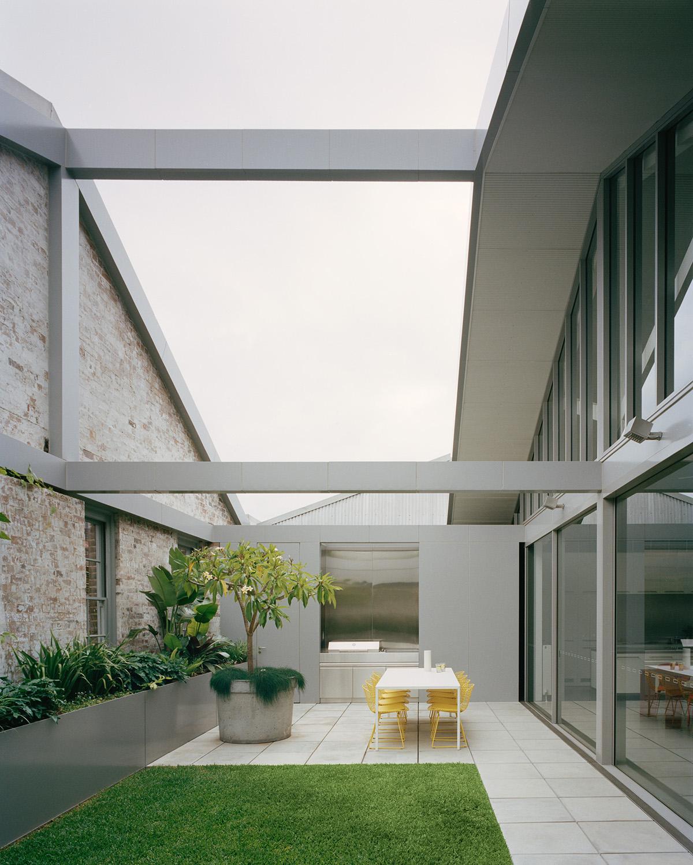 Terrace Rory Gardiner