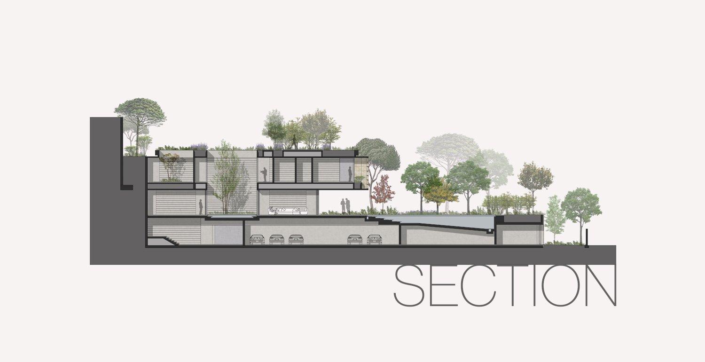 Section Domaine Public Architects}