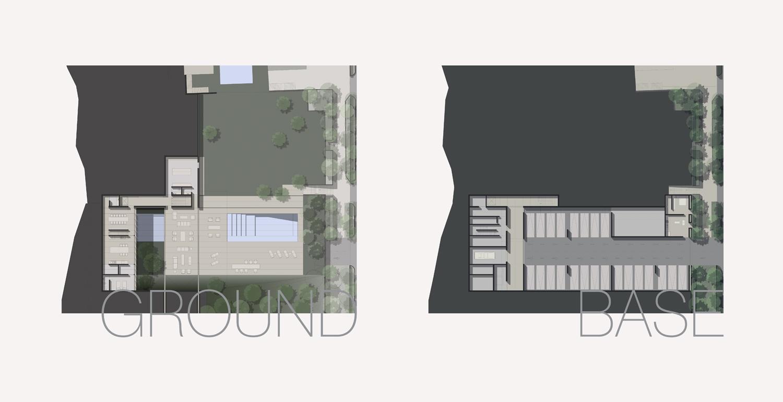 Plans Domaine Public Architects}