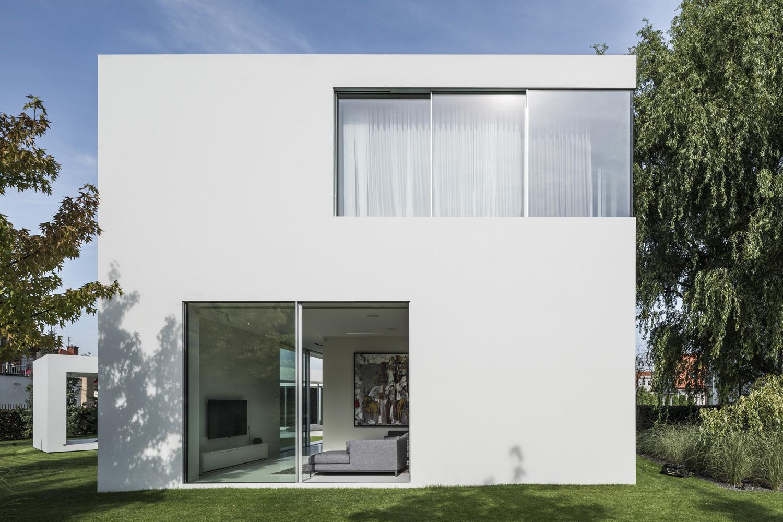 Quadrant House © Juliusz Sokołowski