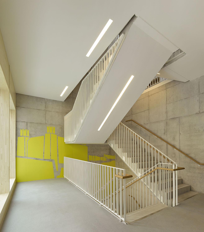 Staircase David Matthiessen