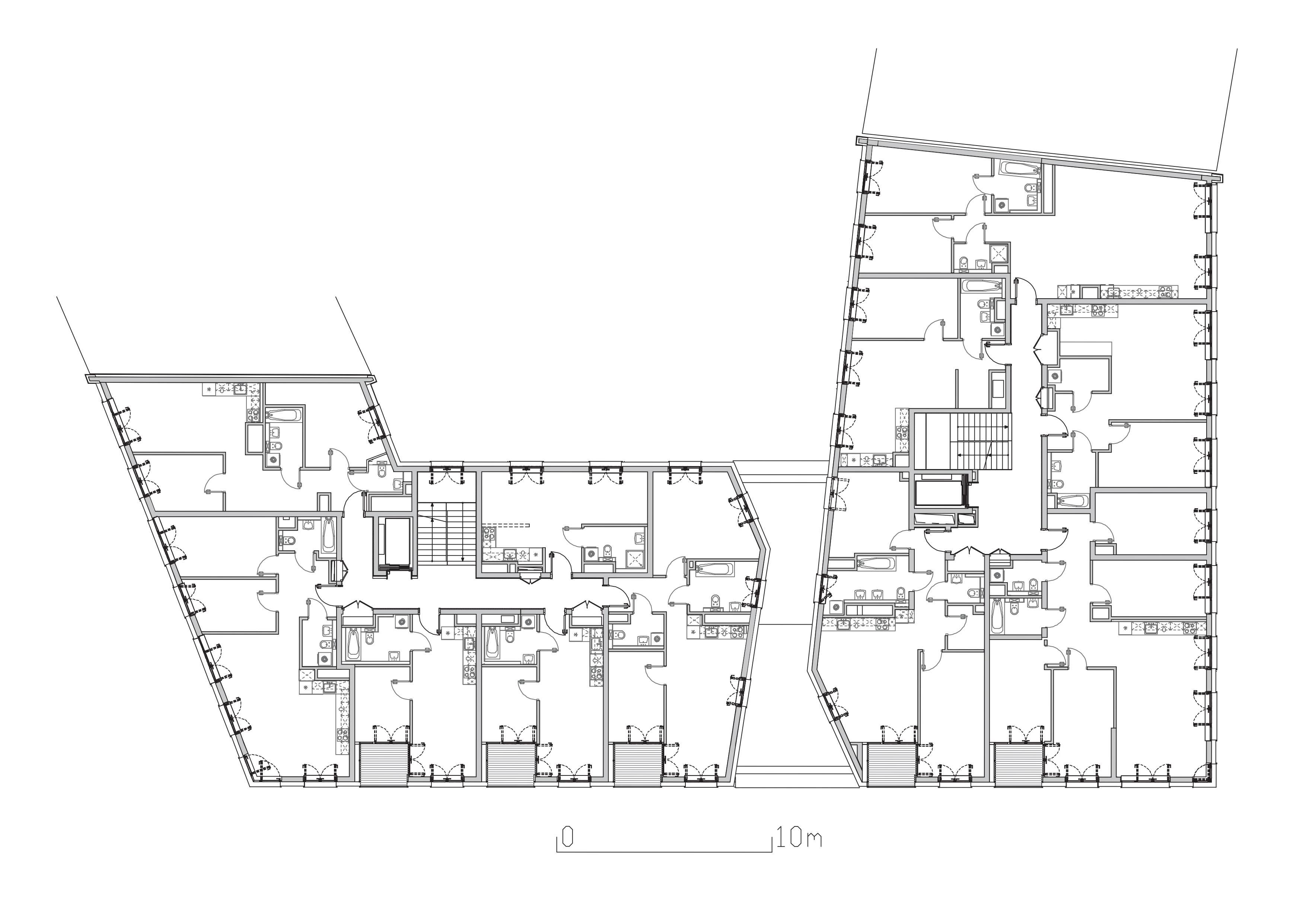 first floor Maćków Pracownia Projektowa}