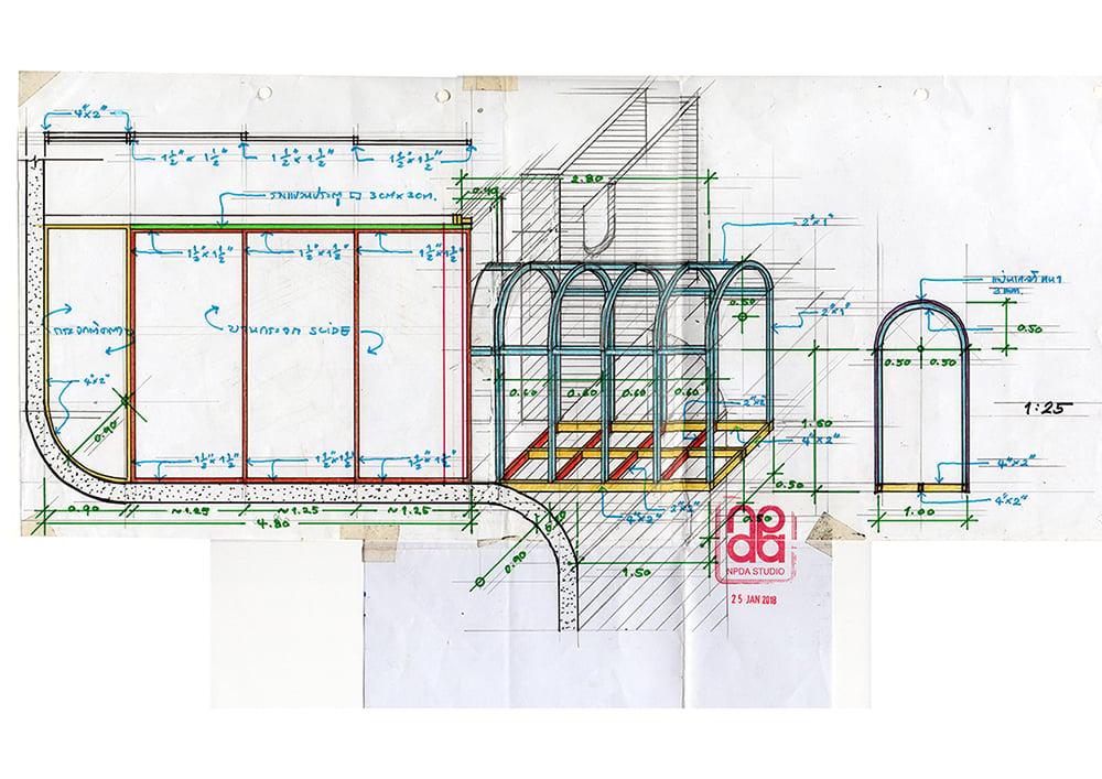 Detail : Bridge Structure NPDAstudio}
