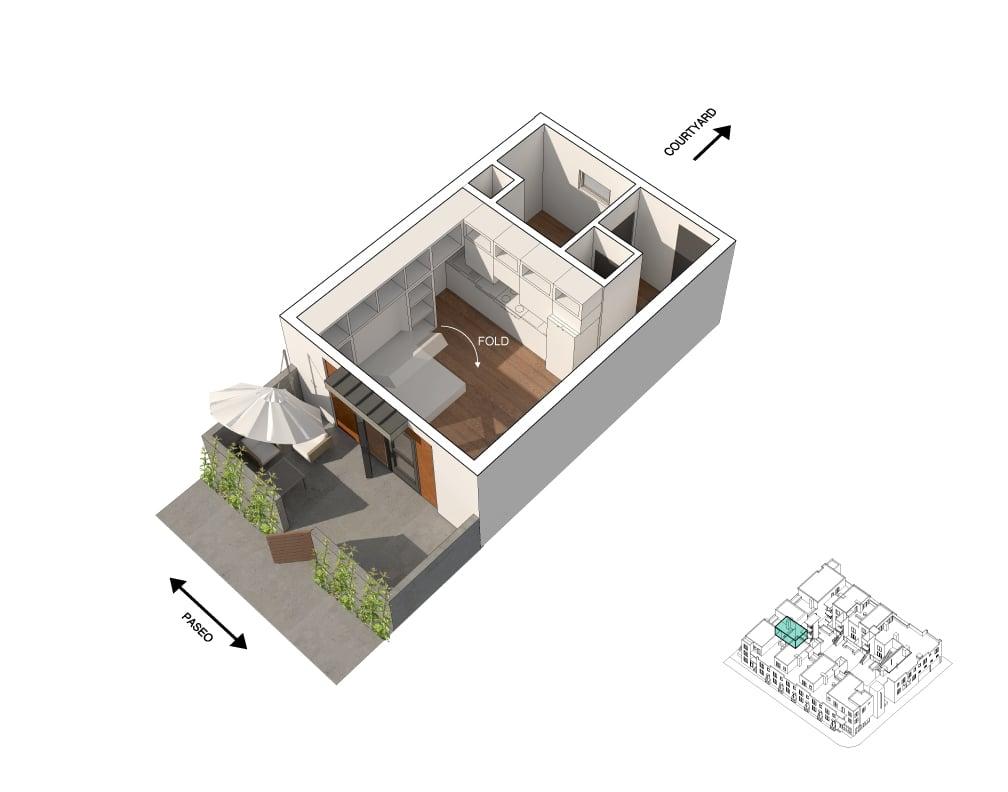 Micro-Unit Diagram Studio Antares A +E}