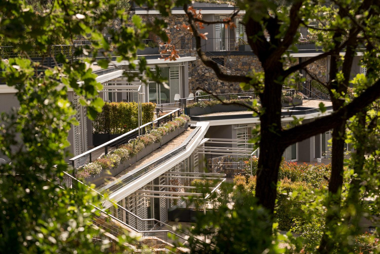I Terrazzamenti Abitati - vista ravvicinata Moreno Maggi fotografo