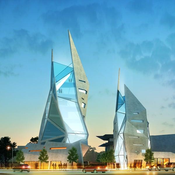 Ariel Isaac Franco Architecture Studio