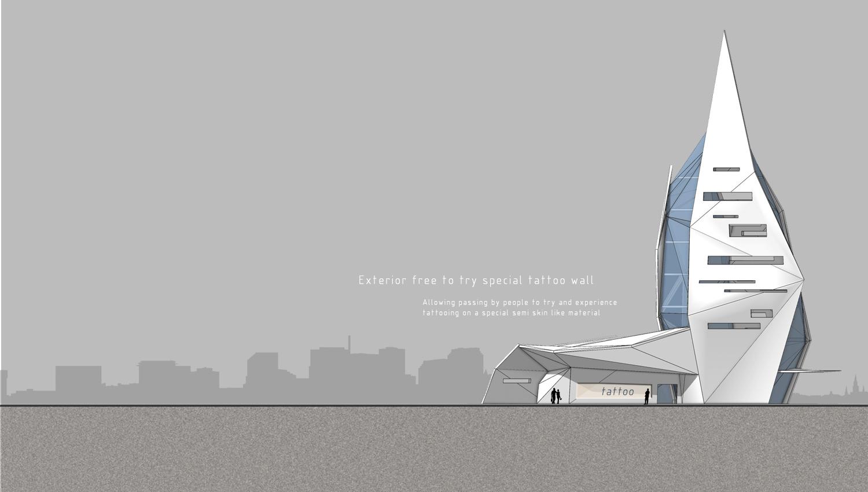 ren06 Ariel Isaac Franco Architecture Studio