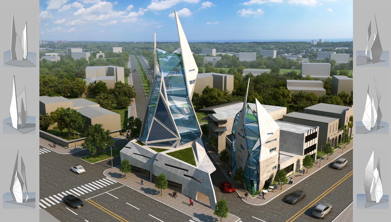 ren02 Ariel Isaac Franco Architecture Studio