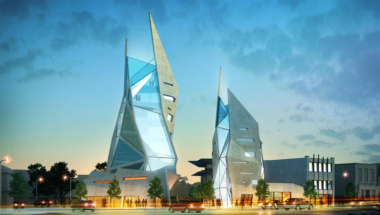REN01 Ariel Isaac Franco Architecture Studio