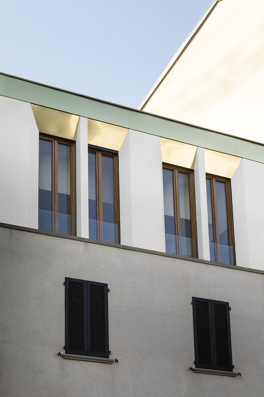 Window detail Alberto Strada
