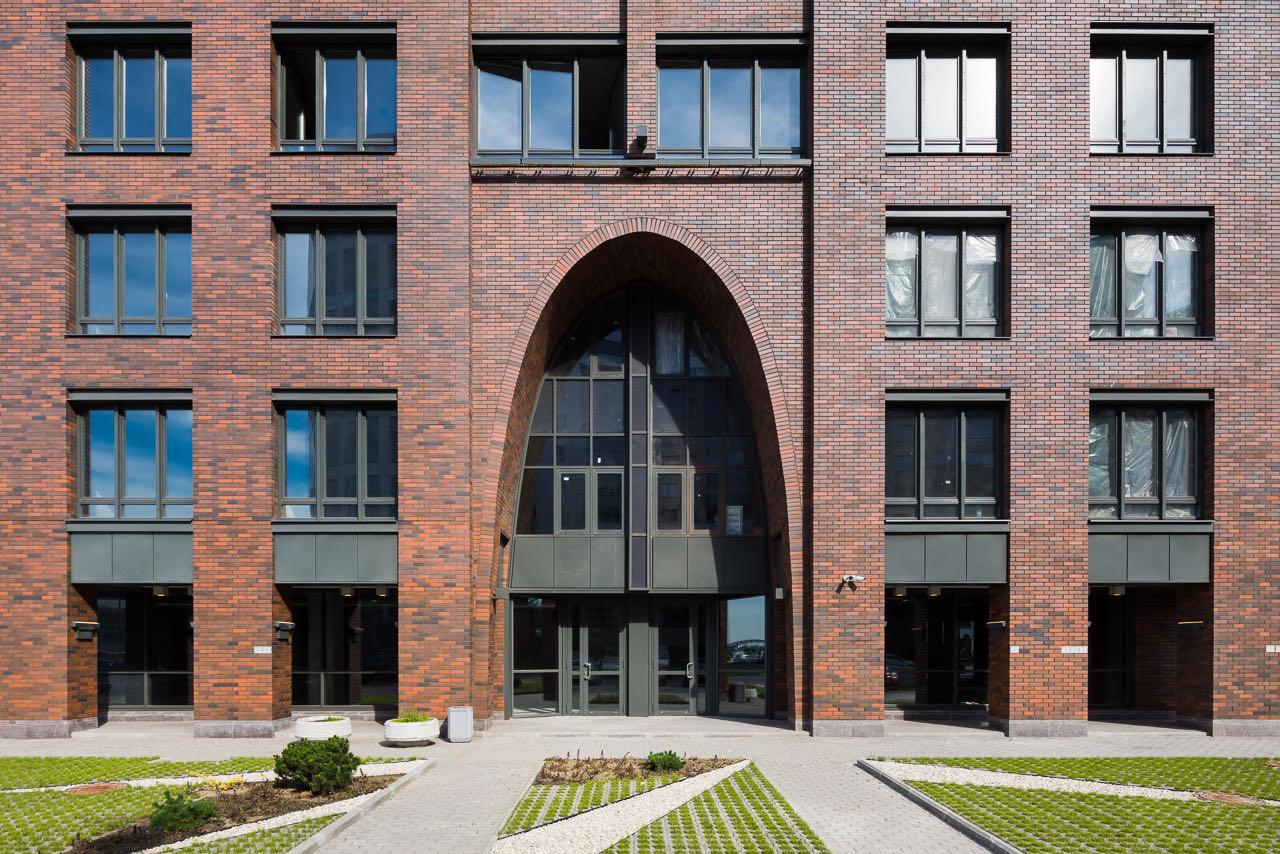 10. Residential complex: facade details 10. Ivan Smelov