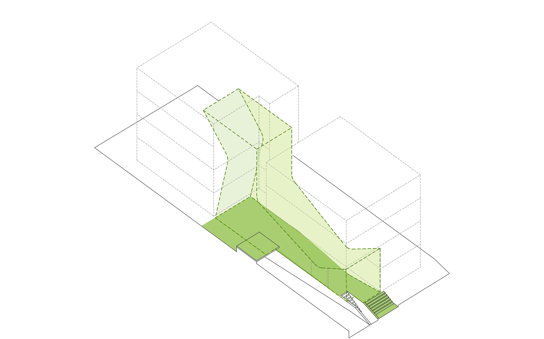 Courtyard Study Lorcan O'Herlihy Architects [LOHA]}