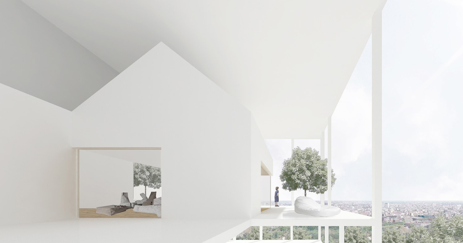 BAT - Archetype – Small houses all for private use (2) © AAVP ARCHITECTURE AND AIRES MATEUS E ASSOCIADOS}