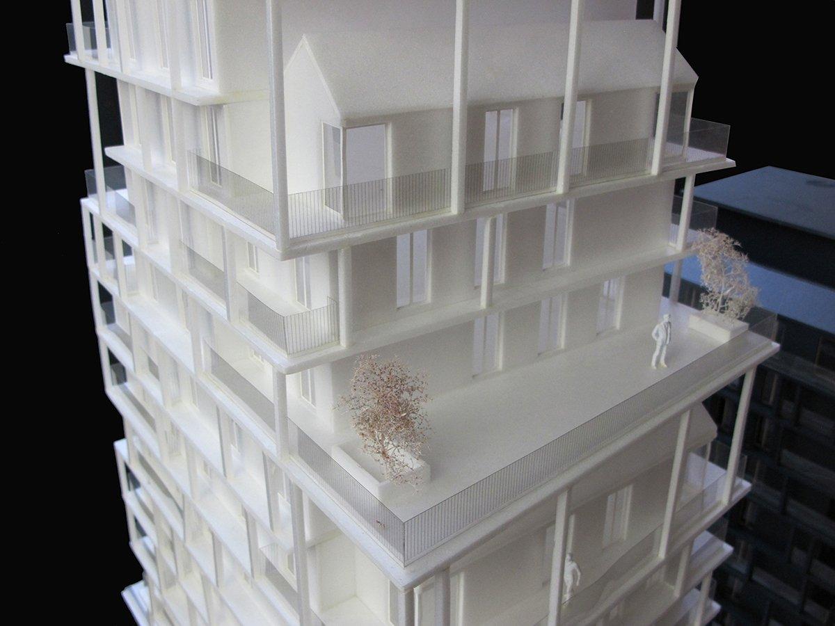 BAT - Balconies for each apartment © AAVP ARCHITECTURE AND AIRES MATEUS E ASSOCIADOS}