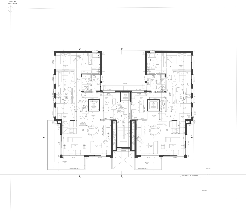1st floor cover Zago arquitetura}